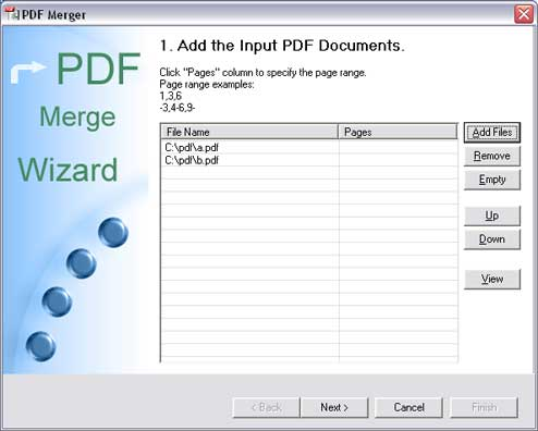 PDF Merger 2.50 full